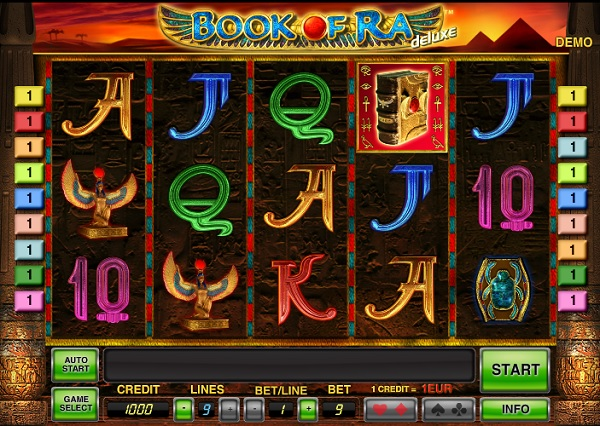 book of ra slot gratuit